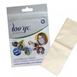 GAMUZA ANTI-VAHO LOVYC