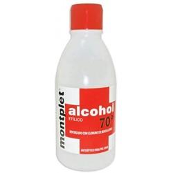 8 Uds. ALCOHOL ETÍLICO 70º...