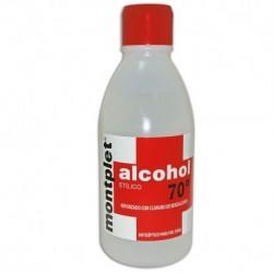 16 Uds. ALCOHOL ETÍLICO 70º...